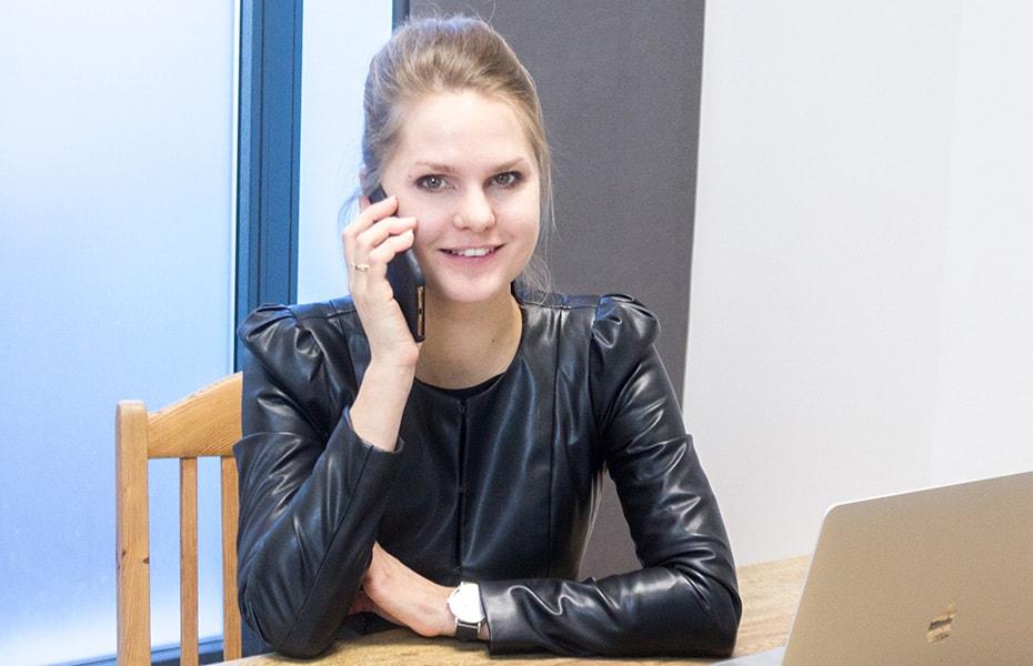 Alisa Mühmel, B.A.
